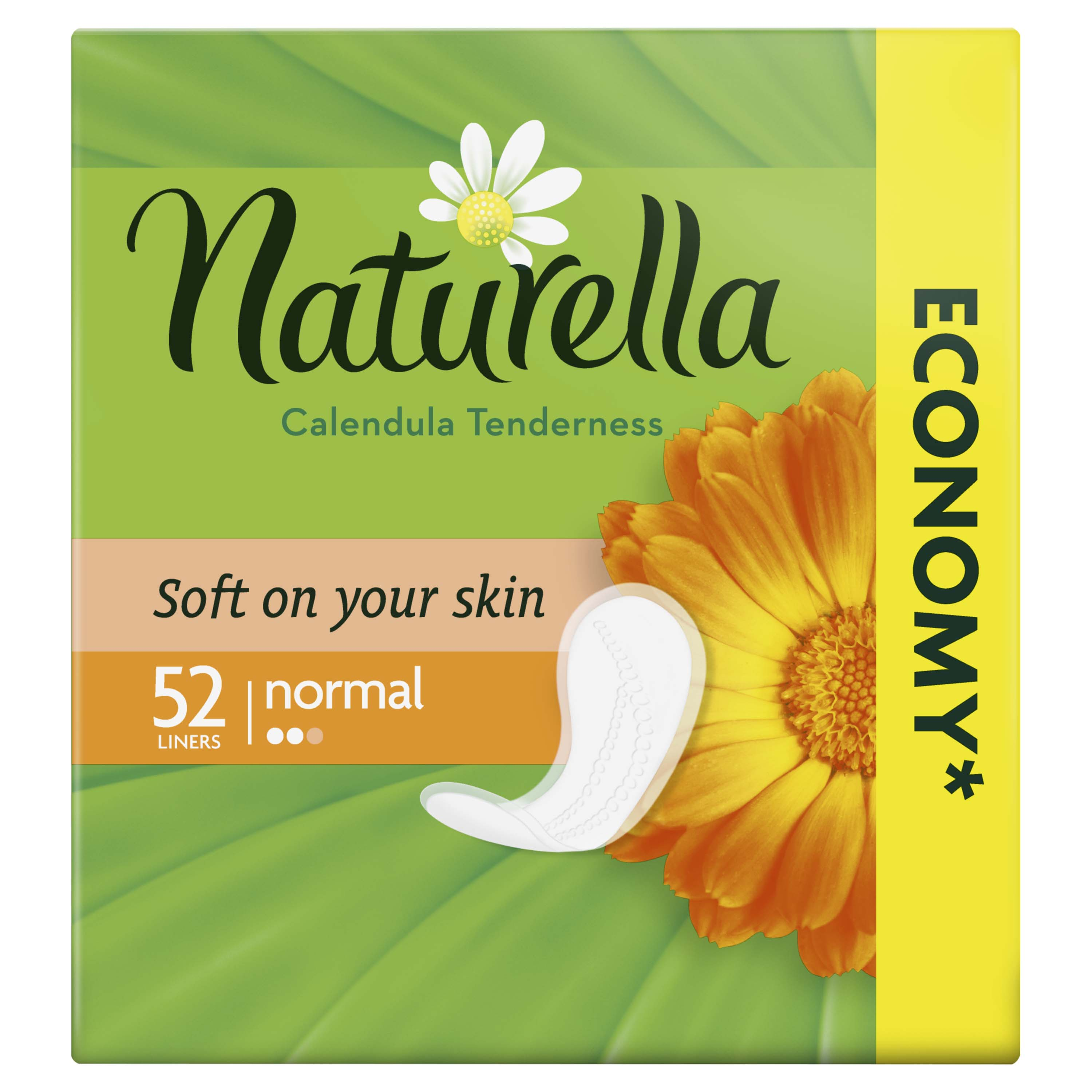 NATURELLA Calendula Tenderness Normal 60ks – intimky